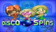 Игровой автомат Disco Spins без регистрации онлайн