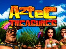 В Vulkan Deluxe автомат Сокровища Ацтеков
